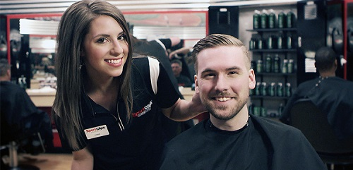 Sport Clips Haircuts of South Nampa ​ stylist hair cut